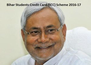 Bihar Students Credit Card (SCC) Scheme 2016-17 Apply Online at official website Prdbihar.gov.in