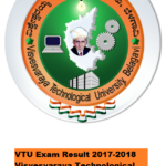 VTU Exam Result 2017-2018 Visvesvaraya Technological University Exam Pattern, Admit Card, Time Table