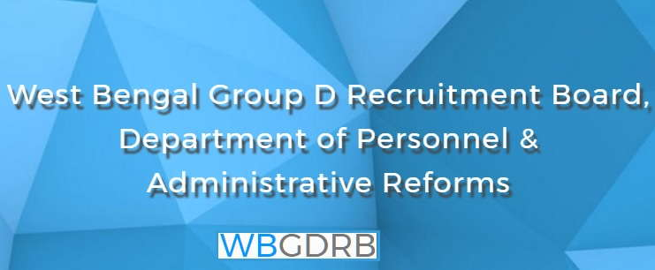 WBGDRB-WB-Group-D-Recruitment-Board 2017